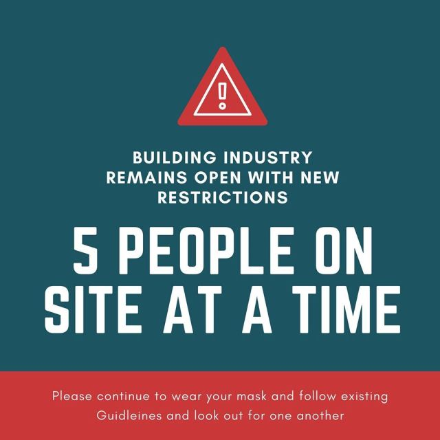building safely on site
