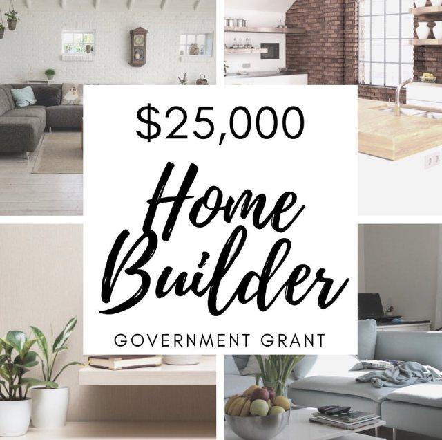 Home Builder Grant