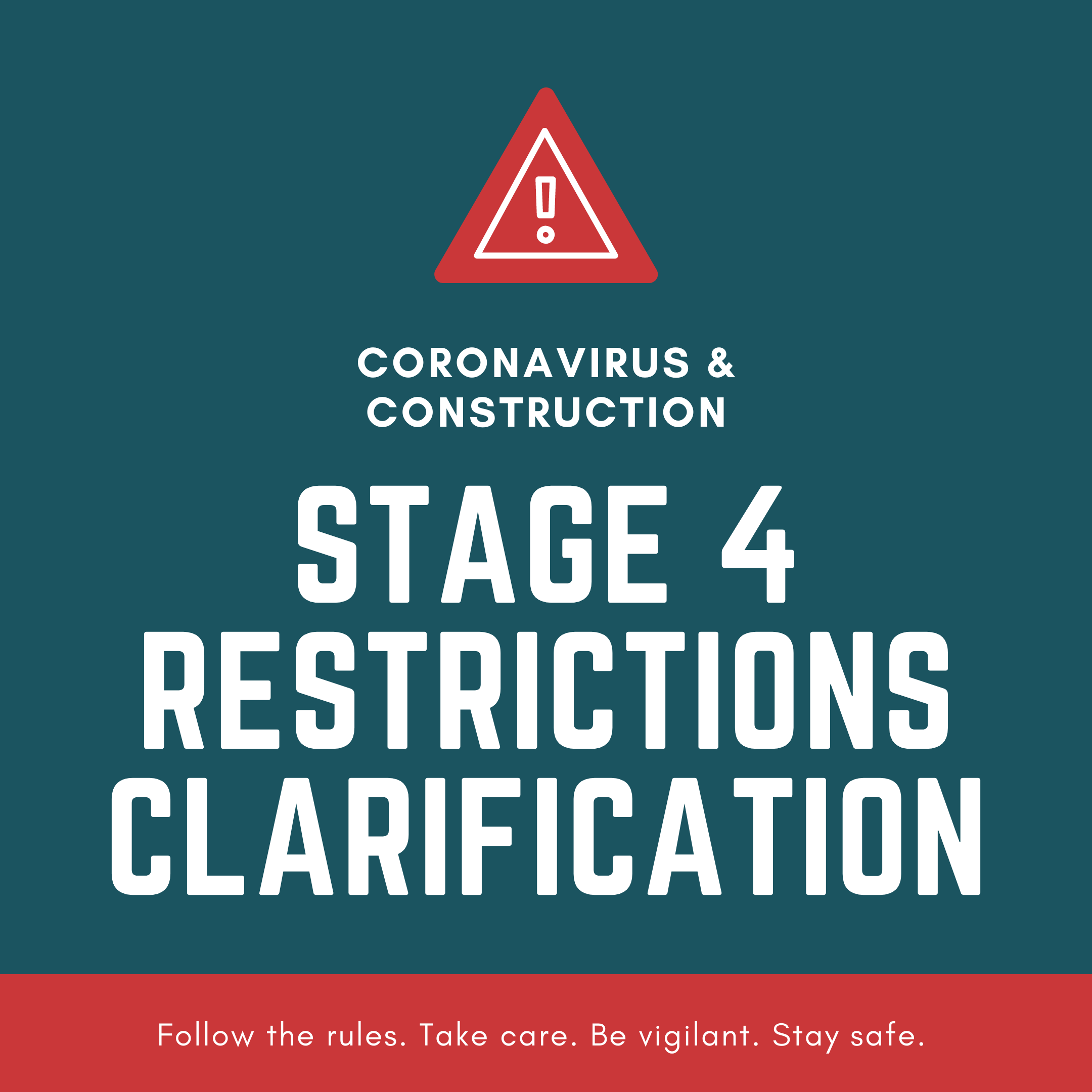 Building Industry Stage 4 Clarity